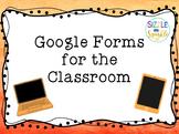 Google Forms Club