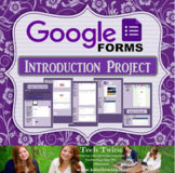 Google Forms Introduction Project