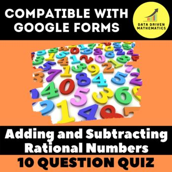 Google Forms Quiz - Multiplying and Dividing Rational Numbers - 7.NS.2