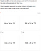 Google Forms Quiz - Solving Inequality Word Problems - 7.EE.4b