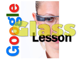 Google Glass Computers Lesson Activity UPDATED