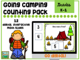 Digital Going Camp Counting Pack