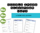 Google Image Scavenger Hunt
