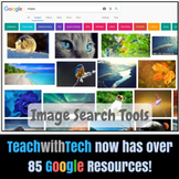 Google Image Search Tools Lesson