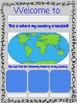 Google Interactive COUNTRY Report for Intermediate Grades