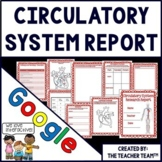 Circulatory System | Circulatory System Research Report | Google Classroom