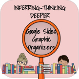 Google Interactive Graphic Organizers for Inferring