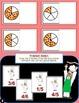Digital Task Cards for Google Classroom Math: Basic Fractions