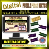 Slope of Parallel & Perpendicular Lines - Google Interactive: Puzzle Match