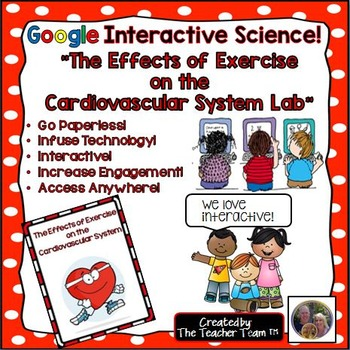 Cardiovascular System Biology Google Drive Lab Activities
