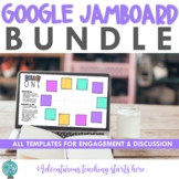 Google Jamboard™ & Slides™ Templates for Discussion & Enga