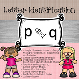 Google Letter Identification Games - Reversal p and q with