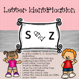 Google Letter Identification Games - Reversal s and z with