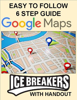 Google Maps Ice Breaker Activity