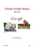 Google Maps Introduction