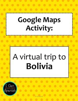 Google Maps Virtual Trip-Bolivia