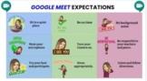 Google Meet Expectations (Bitmoji)