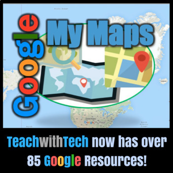 Google My Maps Tutorial Activity