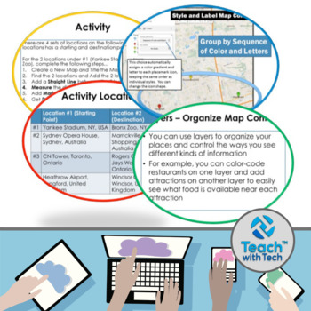 Google My Maps Tutorial Activity