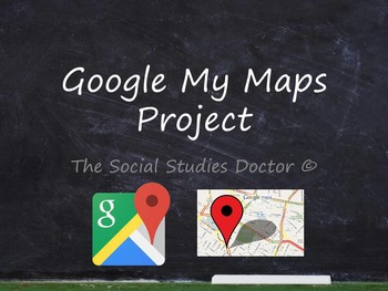 Google My Maps Project