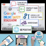 Google Online Safety Roadshow Video Questions