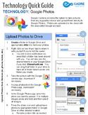 Google Photos Quick Tech Guide