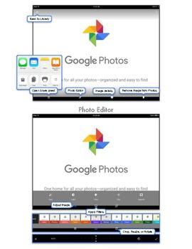 Google Photos iOS Cheatsheet