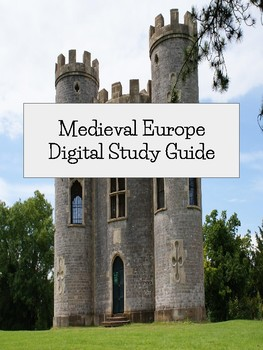 Google Ready Medieval Europe Study Guide
