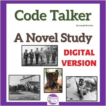 Google Resource: Code Talker Novel Study