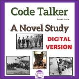 Code Talker Novel Study DIgital Version