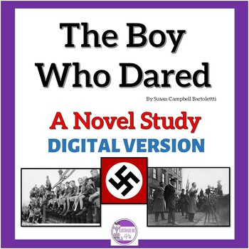 Google Resource: The Boy Who Dared Novel Study