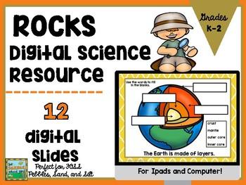 Digital Interactive Rock Unit for iPad and Computer