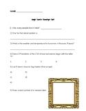 STEM- Google Scavenger Hunt 2nd/3rd Grade Activity