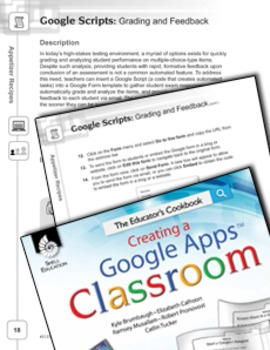 Google Scripts--Grading and Feedback