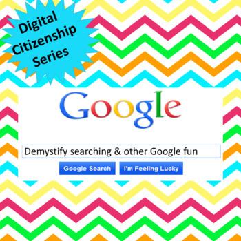 Google Search Mini-Lessons