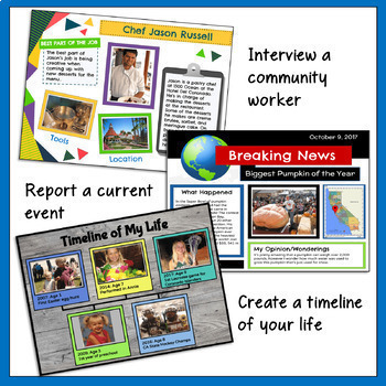 Google Sharing Projects-Timelines, Traditions, Current Events, Community Workers