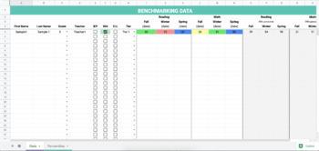 Google Sheet for Data!