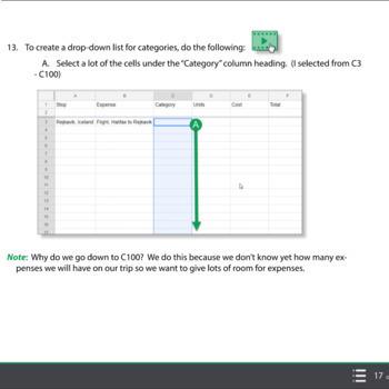 Google Sheets - Complete 16 Lesson Bundle