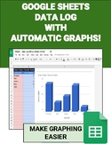 Google Sheets - Data Log with Automatic Graphs