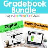 Gradebook Template & Checklists for Google Sheets