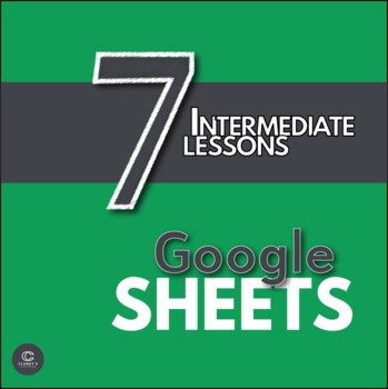 Google Sheets  - Six Super Lessons for Intermediate Learners