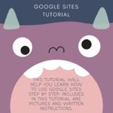 Google Sites Tutorial