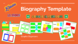 Google Slide Biography Report Template