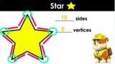 Google Slides - 2D Shapes Lessons - 6 Pack