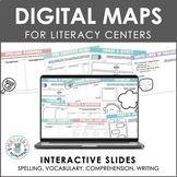Google Slides Activities for Technology Center (Small Groups)
