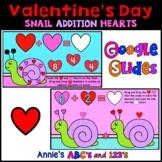 Google Slides ™ Addition For Valentine's