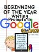 {Freebie} Google Slides Bucket Filler Writing Prompt