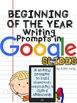 {Freebie} Google Slides Bucket Filler Writing Prompt