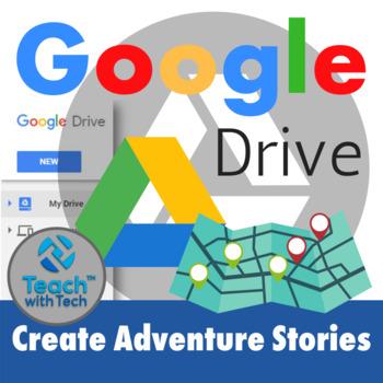 Google Slides Create Adventure Stories
