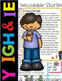Long I Reading Passages & Comprehension Distance Learning Google Second Grade